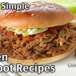 3 Super Simple Chicken Crockpot Recipes