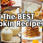 16 of The Best Pumpkin Recipes