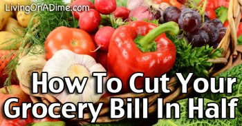 Save Money In The Kitchen – Easy Ways To Save on Groceries