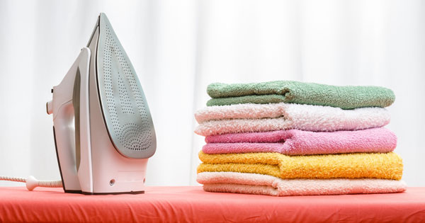 Scented Ironing Water Recipe