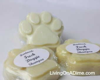doggie soap