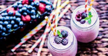 Easy Fruit Smoothies Recipes!