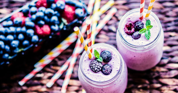 Easy Fruit Smoothies Recipes!