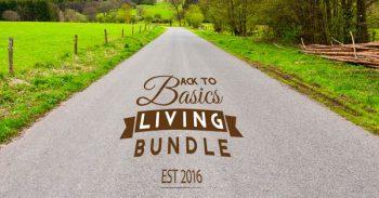 Back To Basics Living e-Book Bundle