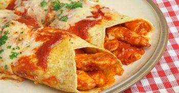 Easy Homemade Enchiladas Recipe