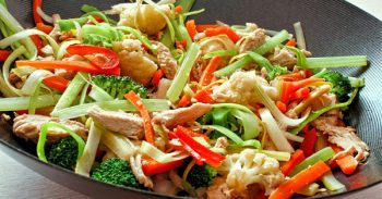 Easy Homemade Stir Fry Recipe