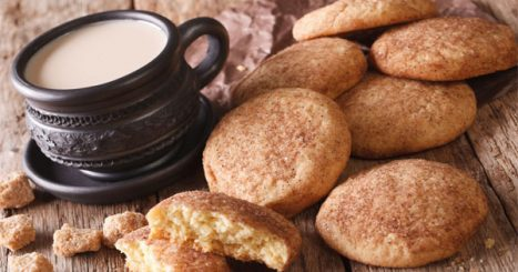 Easy Homemade Snickerdoodles Recipe