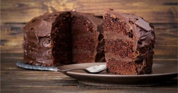 Easy Homemade Devil's Food Cake Recipe
