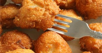 Homemade Hush Puppies Recipe