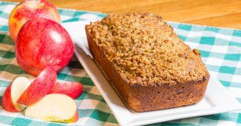 The Best Homemade Apple Bread Recipe