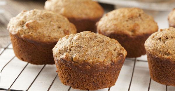 Homemade Amish Bran Muffins Recipe