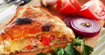 Homemade Pizza Calzones Recipe