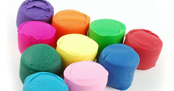 Easy Homemade Play Dough Recipe