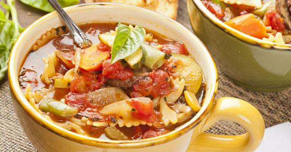 Olive Garden Pasta Fagioli Copycat Recipe
