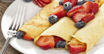 Quick And Easy Homemade Crepes Recipe