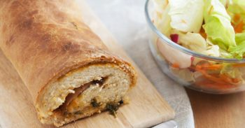 Cheeseburger Roll Up Recipe