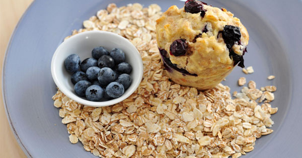 Easy Oatmeal Muffins Recipe From Scratch