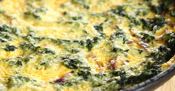 Easy Spinach Casserole Recipe