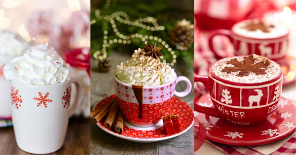 7 Of The BEST Homemade Hot Chocolate Recipes!