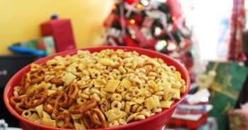 Gluten Free Chex Mix Recipe - Homemade Chex Mix