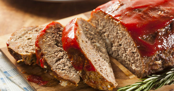 Easy Meatloaf Recipe - Traditional Meatloaf