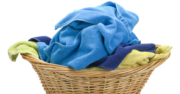 How To Get Musty Mildew Smell Out Of Towels