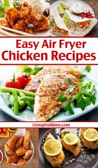 5 Air Fryer Chicken Breast Recipes! Easy, Tasty And Healthy!