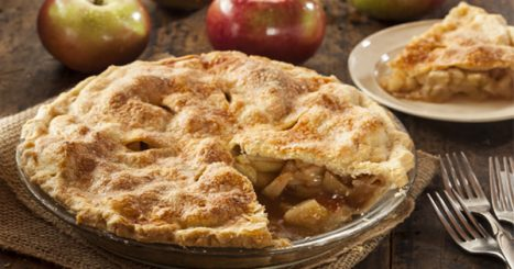 Grandma's Apple Pie Recipe