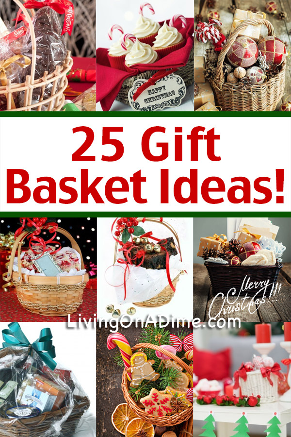 25 Gift Basket Ideas And Recipes Easy Inexpensive And Tasteful