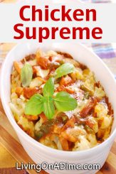 Chicken Supreme Recipe