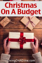 Christmas On A Budget – Gift Ideas, Tips And Recipes