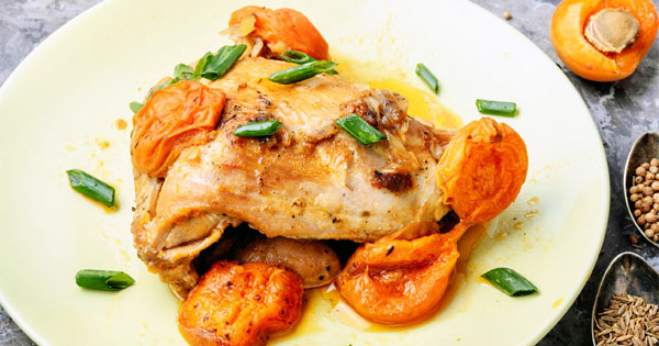 Easy Apricot Chicken Recipes - Yummy Recipes To Make With Chicken!