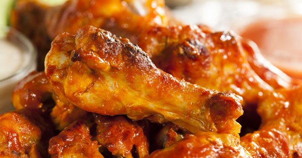2 Ingredient Barbecue Chicken Recipe