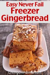 Never Fail Homemade Gingerbread Recipe And Easy Meatloaf
