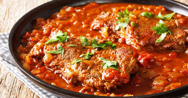 Easy Swiss Steak Recipe