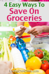 4 Easy Ways To Save Money On Groceries Before You Leave Home
