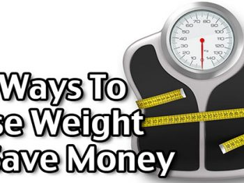 10 Ways to Lose Weight and Save Money