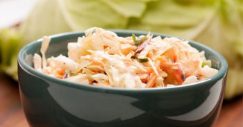 The BEST Cole Slaw Recipe Ever!