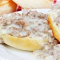 Biscuits And Gravy Recipe - Easy Sausage Gravy And Biscuits