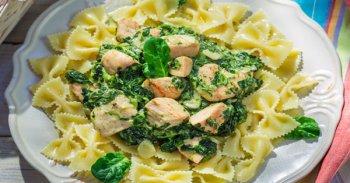 Easy Chicken And Pasta Recipe