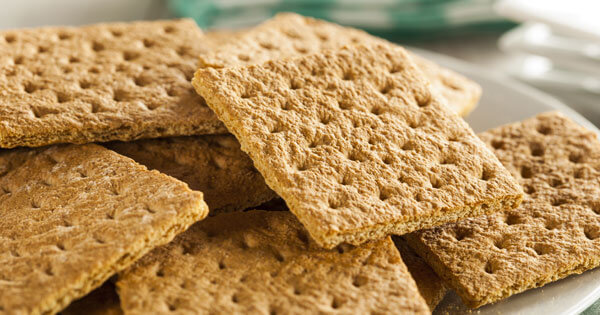 Easy Graham Crackers Recipe