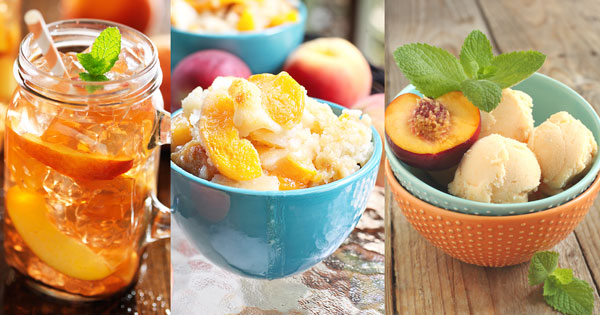7 Amazing Peach Recipes!
