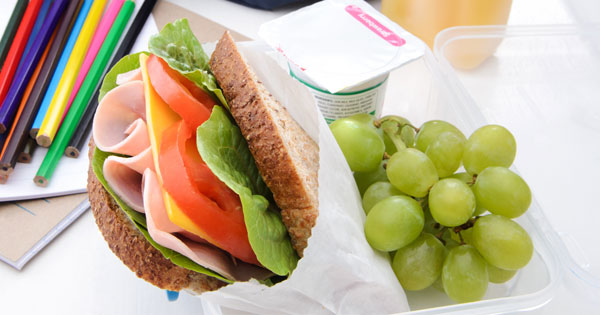 15 Easy School Lunch Ideas