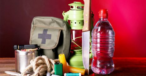Essential Items For An Emergency Kit For Home