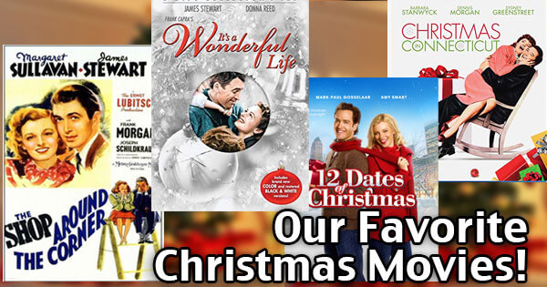 Our Favorite Christmas Movies!