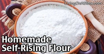 Homemade Self Rising Flour Recipe