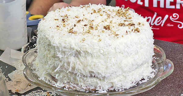 Italian Cream Cake Recipe - Tasty And Decadent!
