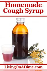 Homemade Cough Syrup Recipe – Homemade Cough Remedy