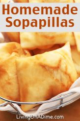 Easy Homemade Sopapillas Recipe