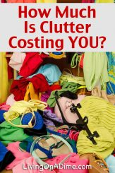 How Much Is Clutter Costing You?